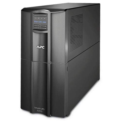 APC, SMT2200C, APC Smart-UPS 2200VA LCD 120V