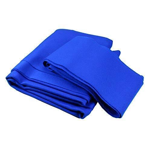 Speed Pool Cloth, 7 x 4 Bed & Cushions, Blue