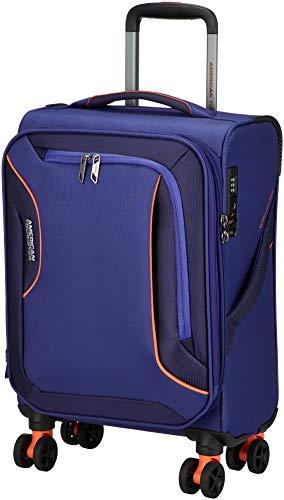 [アメリカンツーリスター] スーツケース キャリーケース アップライト スピナー 55/20 エキスパンダブル TSA 機内持ち込み可 保証付 38L 55 cm 2kg ボデガブルー2