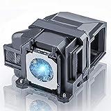 ELPLP96/V13H010L96 Lámpara de repuesto para proyector EPSON Home Cinema 2100 2150 1060 660 760HD VS250 VS350 VS355 EX2605 EX9210 EX3260 EX5260 EX7260 X39 W4 con carcasa