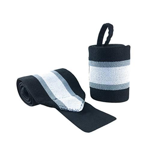 BESPORTBLE 1 Paar Fitness-Armband Unterstützt Handgelenk-Kompressionsstreben für Fitness-Gewichtheben Sehnenentzündung Karpaltunnel Arthritis Handgelenk Schmerzlinderung (Grauer Panther)
