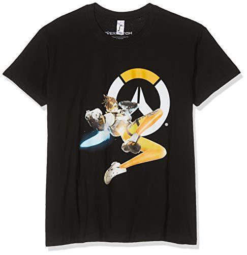 Overwatch Camiseta Tracer Hero S, Multicolor,...