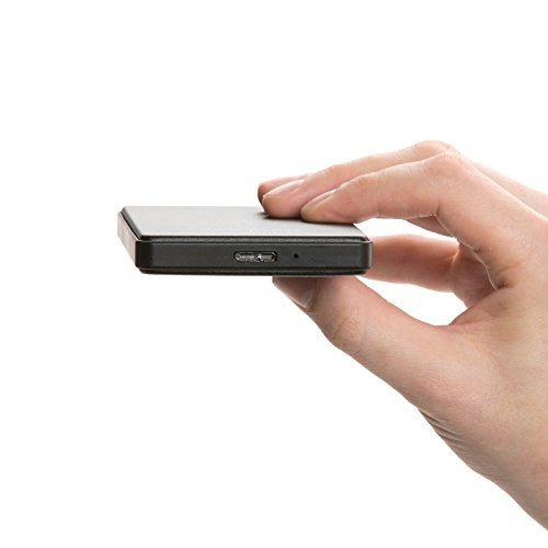 U32 Shadow 2TB External USB 3.1 Portable Solid State Drive SSD