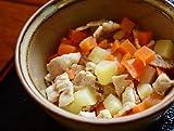 [テヅカヤマハウンドカム]【予約販売7月31日以降出荷】犬用手作りごはん お惣菜 腎臓に優しい低リン7食Cセット 鶏と豚の肉じゃが7食 ハウンドカム食堂