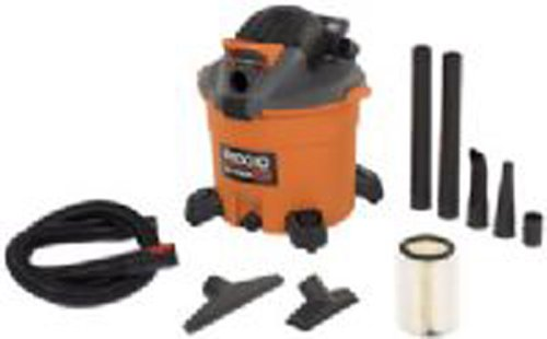 Ridgid 16 Gallon Wet/Dry Vacuum With Detachable Blower