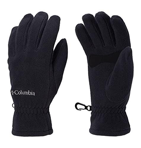 Columbia W Fast Trek Glove Guantes, Mujer, Black, M