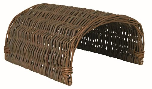 Trixie Guinea Pigs Wicker Bridge, 24 x 13 x 25 cm