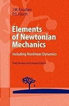 Elements of Newtonian Mechanics: Including Nonlinear Dynamics: 3rd (Third) edition