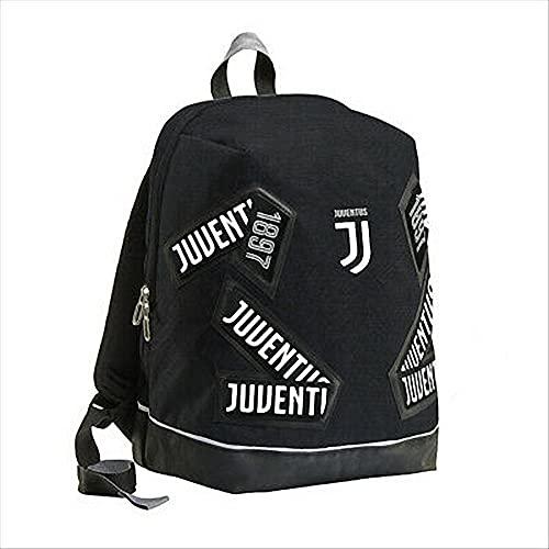 zaino scuola free time backpack compatibile con juventus nero spazioso mille897