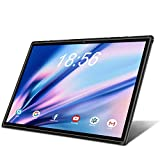 Tablet 10 Pollici con Wifi Offerte Tablet PC Android 10.0 GO, Google Certificazione GMS, 3GB RAM+32/128GB ROM, 4G LTE Call,8MP Quad-Core Supporta Netflix/APK,WiFi/Bluetooth/GPS/OTG (nero)
