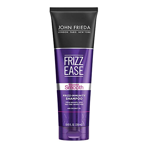 John Frieda Frizz Ease Beyond Smooth Frizz-Immunity Shampoo, 8.45 Ounces