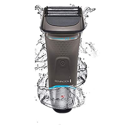 Remington Men's F7 Ultimate Series Foil Electric Waterproof Shaver with 5 Minute Quick Charge - XF8505 from Remington
