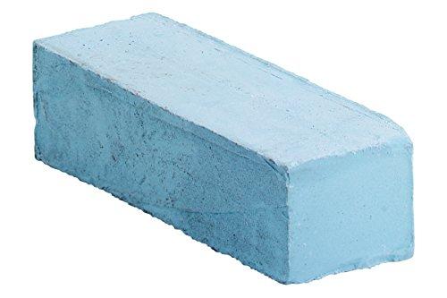 Metabo 623524000 623524000-Barra de pasta de pulir y abrillantar azul g para todos los metales, 250 gramos