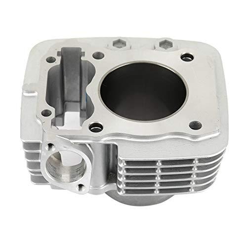 EBTOOLS 63,5 mm/2,5 Zoll Zylinderblock-Kit, Aluminium-Kolbenzylinder-Kit Passend für XR150 CBF150 Upgrade 185cc 200cc