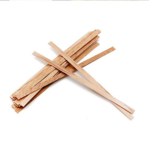 LFLYBCX Cigar Stick Cigars Matches, Lighter Cedar Wood Spills Strips Reserve Wooden 300mm(35 Cigar Stick)