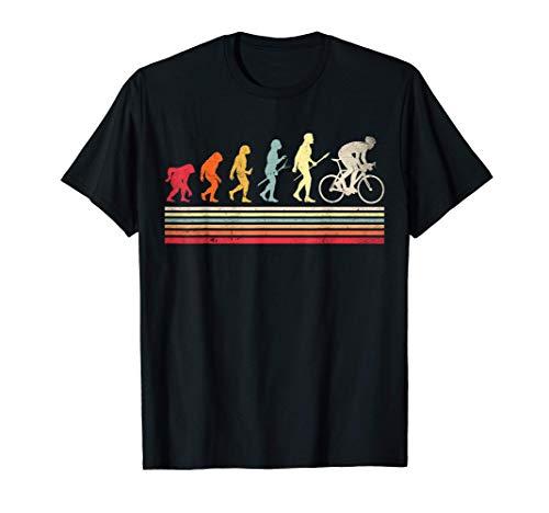 Evoluzione mountain bike ciclismo MTB bici ciclismo Maglietta