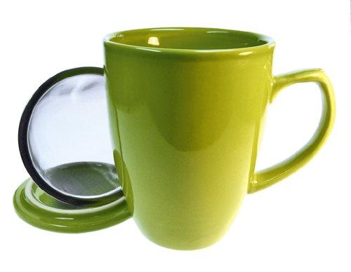 Shamila Becher Hope mit Sieb und Deckel - Teebecher - Tee - Teetasse - Tasse