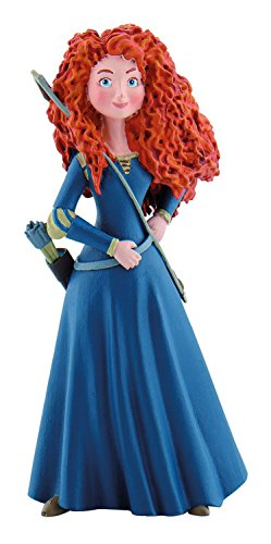 Bullyland 12825 - Walt Disney Ribelle The Brave - Merida