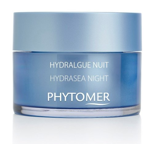 Phytomer Hydralgue Nuit Creme Onctueuse Repulpante, 1er Pack (1 X 50 Ml)