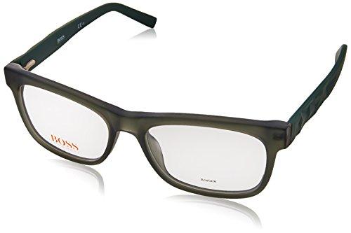 BOSS Orange BO 0235 LEJ 53 Gafas de sol, Verde (Mtdktr Green), Hombre