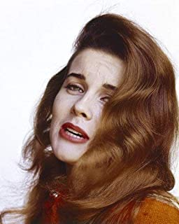 Ann-Margret 1967 studio portrait with red hair 11x14 Promotional Photograph
