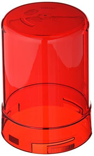 HELLA 9EL 856 415-037 Cabochon, gyrophare - rouge