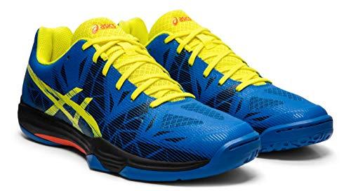 ASICS Gel-Fastball 3 - Zapatillas de balonmano para hombre, azul, 7