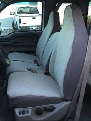 Durafit Seat Covers Made to fit 1999-2007 Ford F250-F550, Front 40/20/40 Split...
