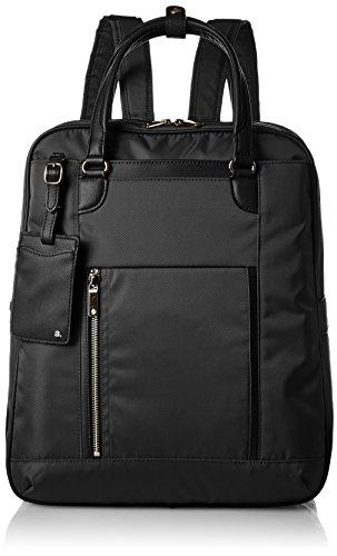 [エースジーン] ビジネスバッグ ビエナ レディース リュック 13インチ 2気室 59095 ブラック