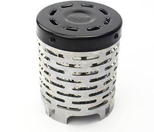 BULLETSHAKER Camping Mini Heater Warming Stove Cover Tent Heating Cover