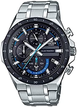 Casio EQS-920DB-1BVCR Edifice Quartz Men's Watch