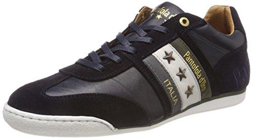 Pantofola Mit kleinen Stern-Nieten und Logodruck an der Seite