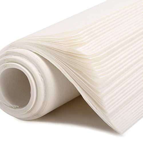 Ultnice - Papel de arroz para caligrafía china, papel para tinta china, pintura o dibujo Sumi-e