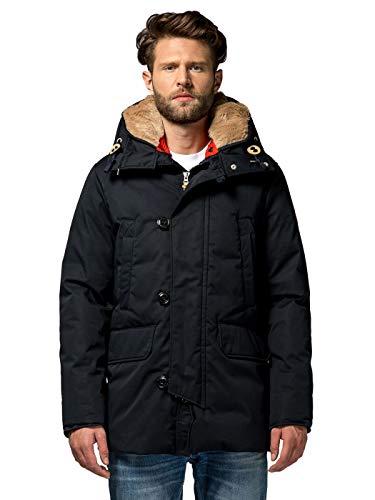 Holubar Short Boulder Jacke, Blau Large