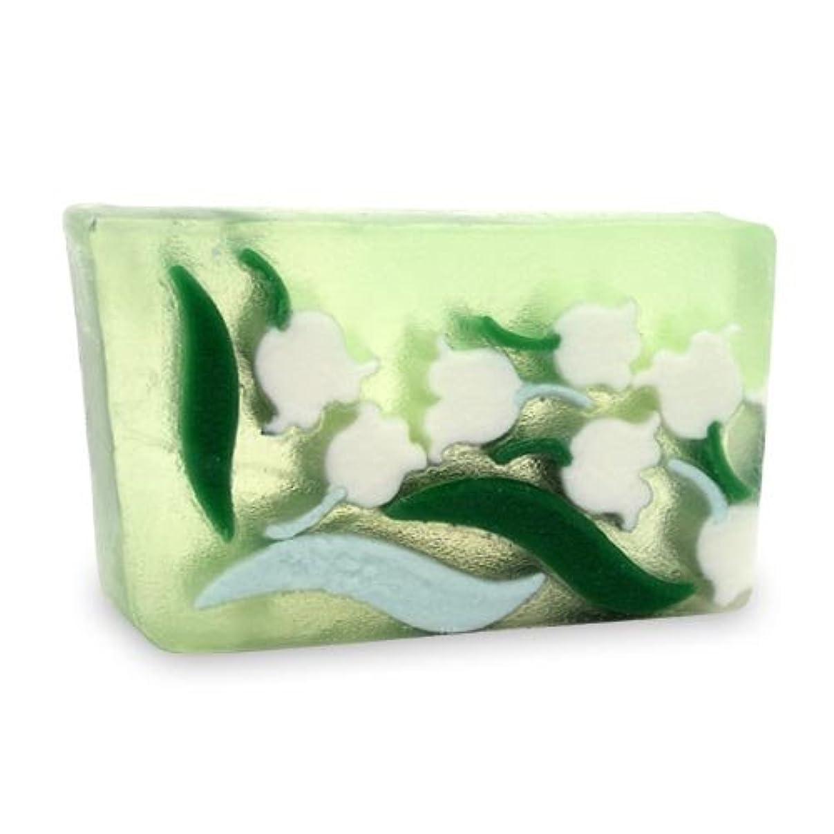 平和ビルダー地域プライモールエレメンツ アロマティック ソープ ユリ 180g 植物性 ナチュラル 石鹸 無添加