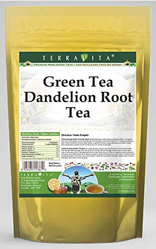 Green Tea Dandelion Root 50 tea 2 Ranking TOP16 Manufacturer OFFicial shop Pack bags 552410 - ZIN: