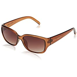 French Connection Ladies Women's Small Plastic Sunglasses