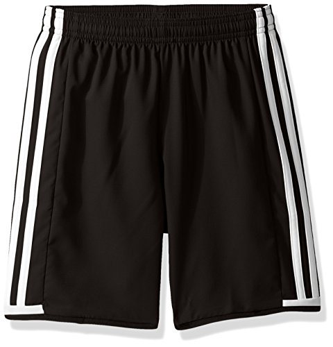 adidas Youth Soccer Condivo 16 Shorts, Black/White, Medium