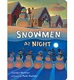 Snowmen at Night (Board book) - Common