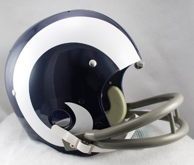 LA Rams 1965 to 1972 TK Throwback Football Helmet