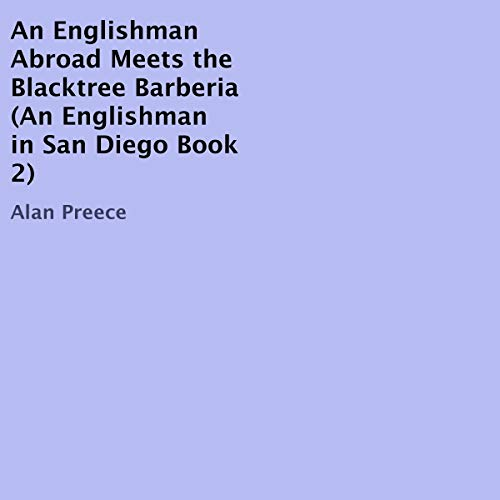 An Englishman Abroad Meets the Blacktree Barberia cover art