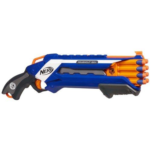 ABC Nerf N-Strike Elite Rough Cut 2X4 Blaster