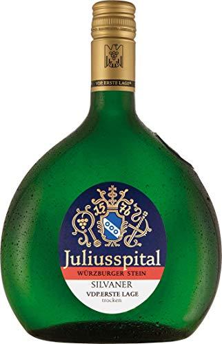 Juliusspital Würzburger Stein Silvaner Erste Lage trocken (0,75 L Flaschen)