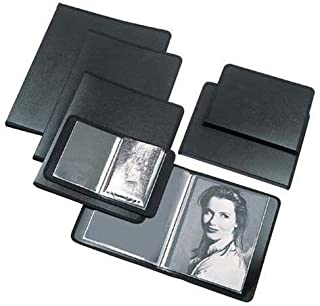 "Filexec Products Art Presentation Book, 11""x17"", 24Page/48 Views (93730),Black"
