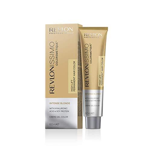Revlon Professional Revlonissimo Colorsmetique Intense Blonde High Lift Permanent Hair Color 1212MN, Iriségrau, 1er Pack(1 x 60 ml)