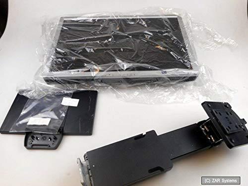 'HP LP2465(–Monitor 60,96cm (24), 6ms, 500cd/m², schwarz, Silber, Kensington, 100x 100mm)