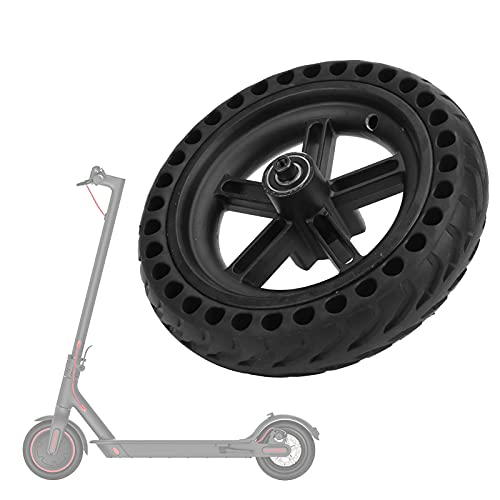 Dilwe Rueda de la Vespa, neumático eléctrico de la Bici del neumático de la Vespa eléctrica M365 con el Borde de la aleación para la Vespa