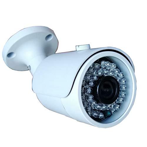 Cámara IP de Exterior PoE de 3 MP Super HD vigilancia Impermeable cámaras con detección Movimiento Onvif