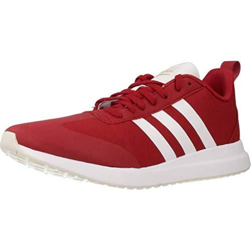 adidas RUN60S Zapatillas, Rojo, 40.2/3