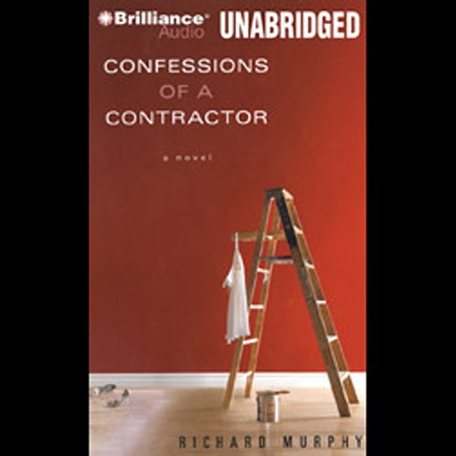 Confessions of a Contractor audiobook cover art